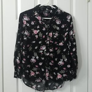 George button down shirt sz s
